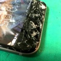 iPhone6画面割れ拡大