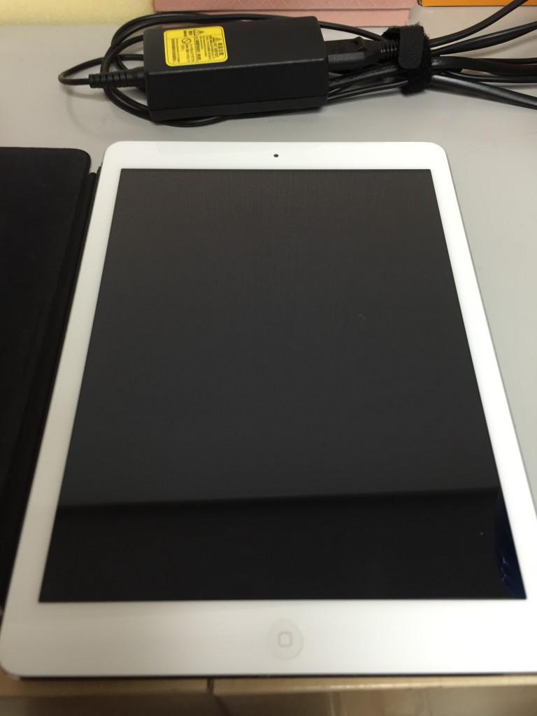 iPadAirデジタイザー交換