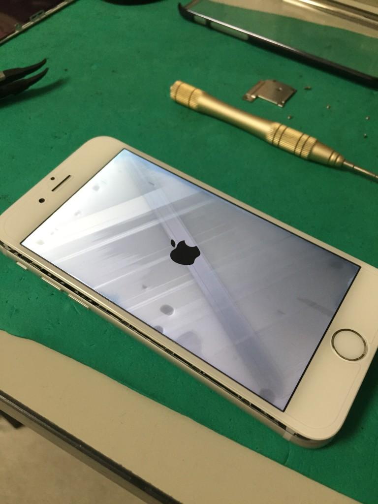 iPhone6りんご