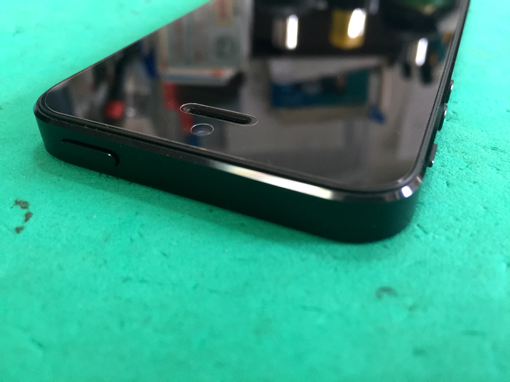 iPhone5修理完了