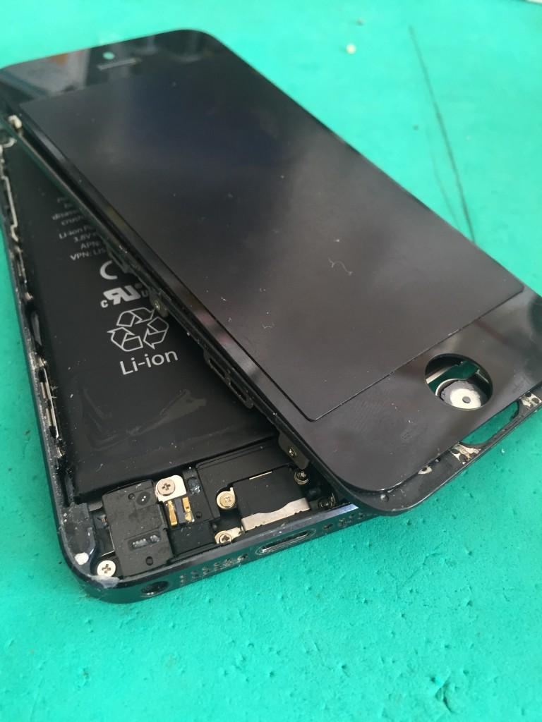 iPhone5バラバラ2